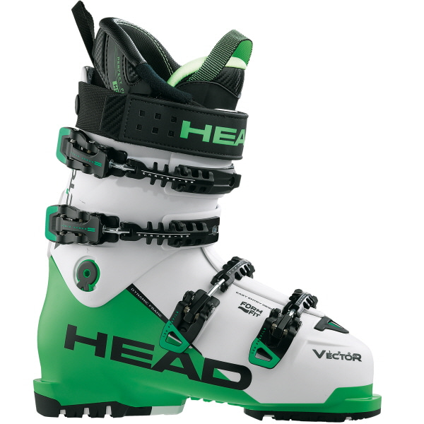 헤드 스키부츠1718 HEAD Vector evo 120Swhite/green