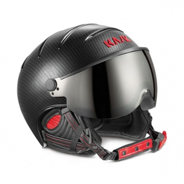 [17/18]KASK Elite Pro CARBON/BLACK RED