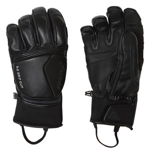 17/18 Formula Leather Gloves BK