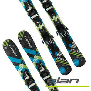 엘란 주니어스키1718 ELAN MAXX QUICK SHIFT 100-120EL 4.5 AC SHIFT BLK
