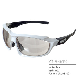 uvex sportstyle 710 vmwhite black(무광/변색)Asian Fit