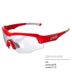 uvex sportstyle 104 vred(변색)Asian Fit