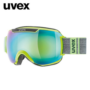 우벡스 스키고글1819 uvex downhill 2000 FM asianfitlime-grey mat
