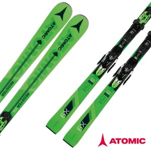 아토믹 대회전스키1819 ATOMIC REDSTER X9 ServotecX 14 TL RS OME Black/Green