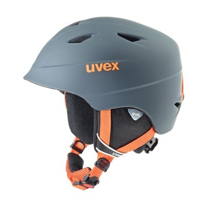 우벡스 스키헬멧1819 uvex airwing 2 protitanium-orange mat