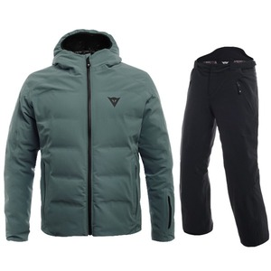 다이네즈 스키복1819 Dainese SKI DOWNJACKET MAN + 1718 HP2 P M1SYCAMORE + STRETCH LIMO