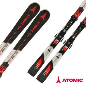 아토믹 회전스키1819 ATOMIC REDSTER S8i Servotec (SL)X 12 TL R OME Black/Red