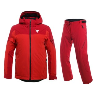 다이네즈 스키복1819 Dainese HP1 M1 + HP1 P M1HIGH RISK RED/CHILI PEPPER