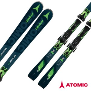 아토믹 회전스키1819 ATOMIC REDSTER X7E FT 12 GW Black/Green