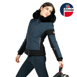 18 FUSALP GARDENA III WOMEN SKI JACKET PINEGREEN