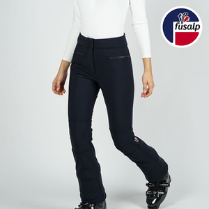 18 FUSALP WOMEN FUSEAU SKI PANTS DIANA DARK NAVY