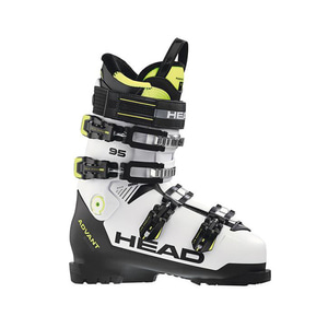 헤드 스키부츠1819 HEAD ADVANT EDGE 95WHITE/BLACK-YELLOW