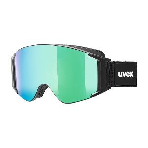 우벡스 19 g.gl 3000 TO black mat mirror green S1, S3
