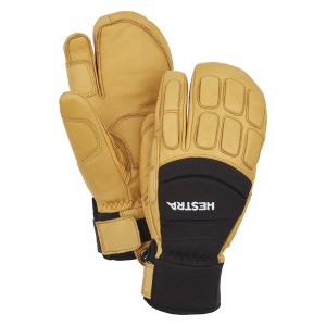 헤스트라 스키장갑HESTRA Vertical Cut Czone 3-finger Black/Tan30192-100701