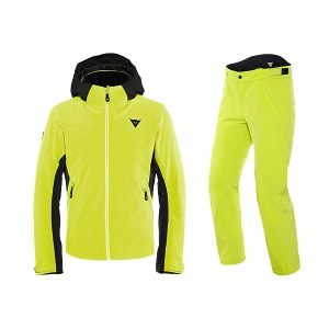 19 DAINESE HP2 M3.1 LIME-PUNCH + HP2 PM1