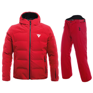 19 DAINESE SKIDOWN JACKET + HP2 P M1 CHILI-PEPPER(바지사이즈교환가능)