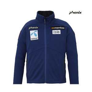 피닉스미들러 19 PHENIX Norway Alpine Team Jr. Soft Shell Jacket DB