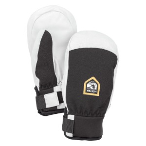 헤스트라 HESTRA Army Leather Patrol Jr. Mitt Black