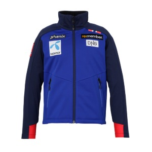 피닉스 20 Norway Alpine Team Jr. Soft Shell Jacket RB