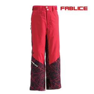 [17/18]Demo Pants_Red