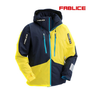 [17/18][FABLICE]Demo Jacket_Yellow