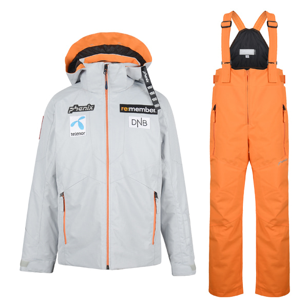 피닉스주니어스키복 19 PHENIX Norway Alpine Team Boy's Two-piece SI