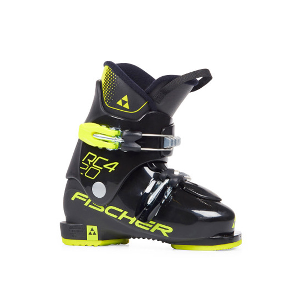 피셔 주니어스키부츠 19 Fischer RC4 20 Jr. Thermoshape BLACK/BLACK