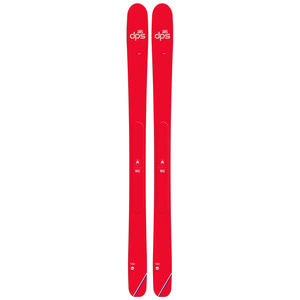 DPS PAGODA PISTE 100C2 Red