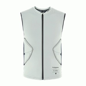 다이네즈 주니어보호대 20 SCARABEO FLEXAGON WAISTCOAT PURITAN-GRAY