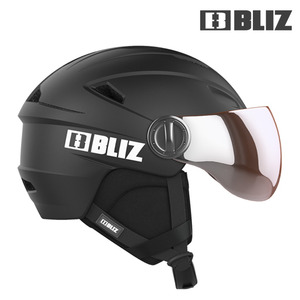 블리츠 BLIZ STRIKE VISOR BLACK